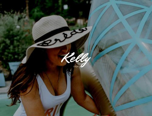 L'EVJF de Kelly