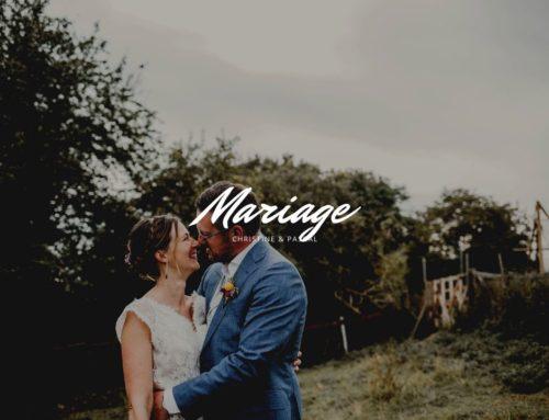 Mariage – Christine et Pascal