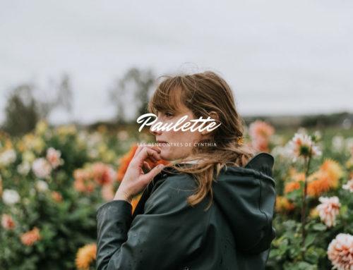 Paulette a des Fleurs (1/3)