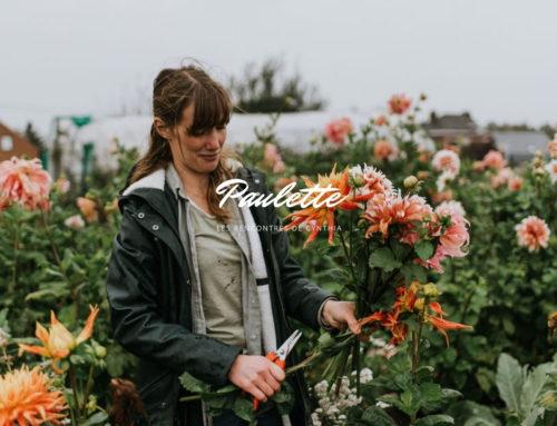 Paulette a des Fleurs (3/3)