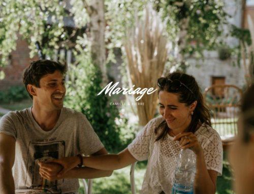 Mariage Camille et Pierre